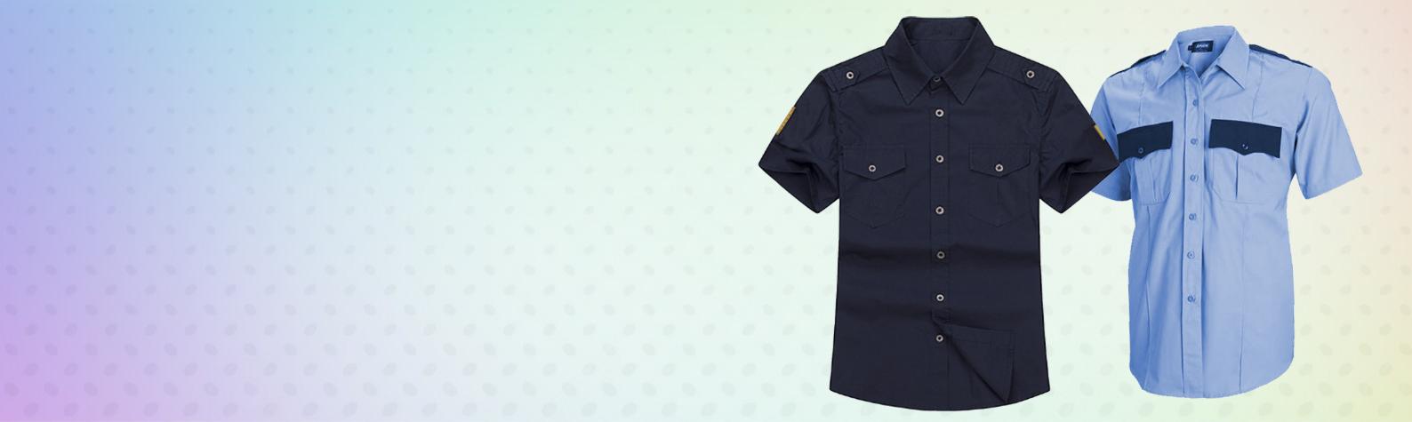 Security Services Uniforms